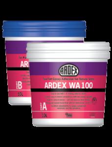 ARDEX WA 100 Two-part epoxy stone adhesive